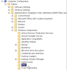 Sans Policy Templates by Beefing Up Windows End Station Security With Emet Sans