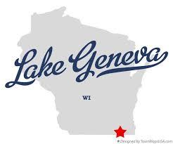 map of lake geneva wi map of lake geneva wi wisconsin