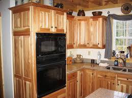 hickory kitchen cabinet hardware sightly hickory kitchen cabinets doors hickory kitchen cabinets