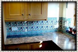 Decorating Glass Tiles For Backsplash Glass Tile Backsplash - Teal glass tile backsplash