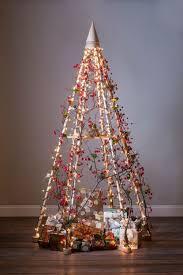 creative christmas tree lights 15 creative christmas trees weekly wrap up design sponge