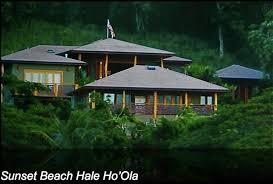 north shore sunset beach villa vacation rental in haleiwa