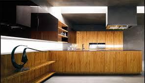 Modern Kitchen In Wooden Finish  Decoration Home Ideas - Modern wood kitchen cabinets