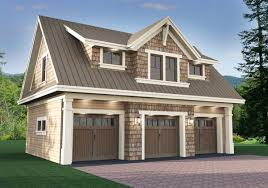 Garage Plans Online Plan 14631rk 3 Car Garage Apartment With Class Garage