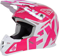 ebay motocross gear new fxr snow x1 ece u0026 dot helmet fuchsia pink white 2xl