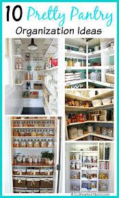 kitchen pantry organization ideas 10 pretty pantry organization ideas pantry organisation