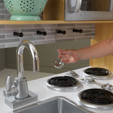 Sears Kitchen Faucets by Kidkraft Uptown Espresso Kitchen Sears Natural By Train Table