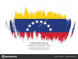 Venezual Flag Venezuela Flag Layout U2014 Stock Vector Igor Vkv 156345780