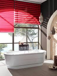 rollos für badezimmer sichtschutz im bad plissees und rollos für badezimmer