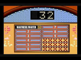 Family Feud Name Tag Template Family Feud Fast Money Powerpoint Template Gavea Info