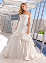 impressive discount wedding gowns elegant dresses for beach