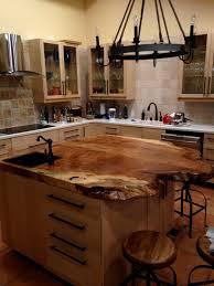 kitchen island wood top custom kitchen islands reclaimed wood inside wooden inspirations