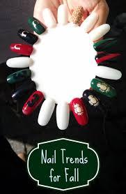 nail trends from essie momtrendsmomtrends