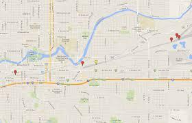 Data Map Spokane Derailments 2011 13 Map Data 2014 Google Sightline
