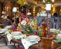 Spring Table Settings Silk Floral Seasonal Decor Linly Designs