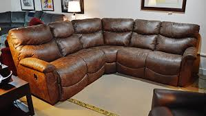 Leather Sofa Lazy Boy La Z Boy Sectional Harris Family Furniture Lazy