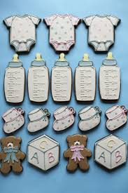 87 best baby time images on pinterest baby shower cookies baby