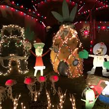 cherry lane christmas lights mesa arizona