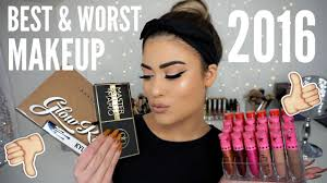 the best u0026 worst makeup products of 2016 youtube