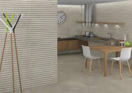 Kitchen Wall Tile Makran Guanoco Crema 25x75cm Wall Tiles White Body Vives