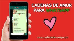 imagenes de amor para el whats cadenas de whatsapp de amor novedades 2018