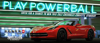 corvette stingray green 2nd chance promotions oklahoma lottery commission
