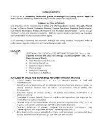 maintenance technician resume manufacturing technician resume this is it technician resume