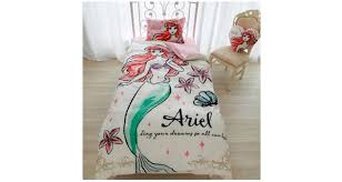 inspired bedding is the bubbles with an ariel inspired bedding set