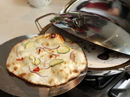 stovetop pizza oven worth the dough the chadwick oven makes pizzas as delicious as