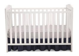 Safety First Heavenly Dreams White Crib Mattress by Amazon Com Delta Children Capri 3 In 1 Crib White Baby