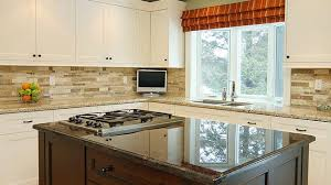 backsplash tile for white cabinets white backsplash tile kitchen