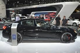 maserati 4 door sports car maserati embraces dark side with special edition ghibli u0027nerissimo u0027