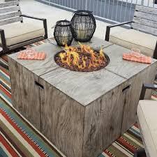 Indoor Firepit Indoor Pit Coffee Table Wayfair