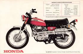 honda cl 350 my ride when i was going to college in austin sweet