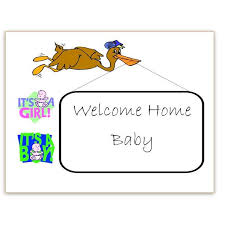welcome home banner template microsoft word welcome sign template