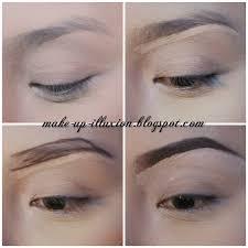 tutorial alis mata untuk wajah bulat cara membuat alis untuk pengantin tutorial makeup wajah