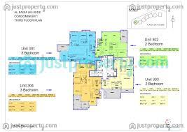 al badia hillside floor plans justproperty com