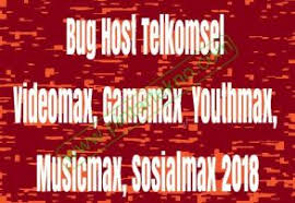 bug baru telkomsel bug telkomsel videomax gamemax musicmax youthmax chat terbaru