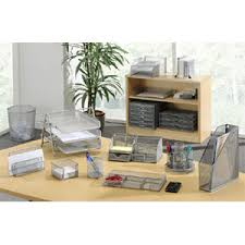 Wire Mesh Desk Accessories Osco Desk Accessories Stationery For Home Office Formyoffice