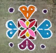 rangoli patterns using mathematical shapes 25 easy and creative rangoli designs for kids with visuals
