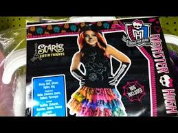 toys r us halloween costumes monster high others youtube