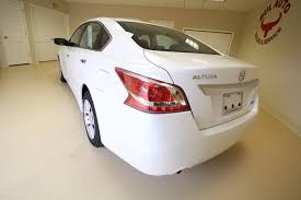 nissan white car altima 2013 nissan altima 2 5 diamond white very clean stock 15101 for