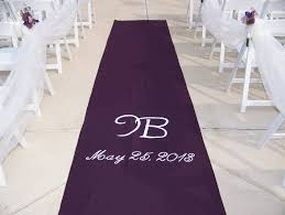 purple aisle runner aisle runners lz floral s