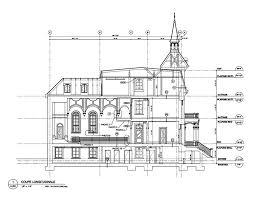 saint roch de l u0027achigan city hall affleck de la riva architects