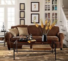 Pottery Barn Leather Couches 382 Best Pottery Barn Decor Images On Pinterest Outdoor Spaces