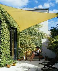 Shade Backyard Triyae Com U003d Sun Canopy For Backyard Various Design Inspiration