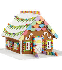 how to make a gingerbread house joann