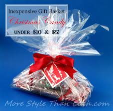 gift basket wrapping paper make inexpensive gift baskets that look expensive