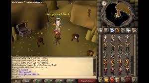 rs 2007 wizard hat g easy clue scroll reward youtube