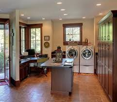 multi use space laundry room farmhouse with rear entry liquid